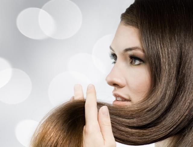 прическа на длинные волосы сеточка