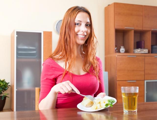 Диета на картошке: варианты — www. Wday. Ru.