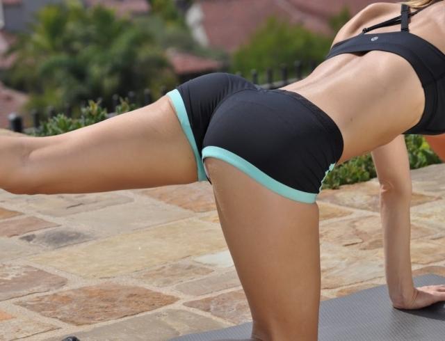 убрать жир внутренней части ног