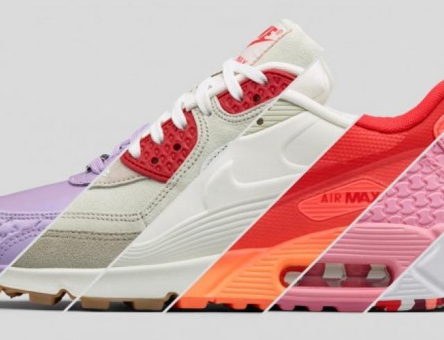 cb27fe22 Nike посвятили десертам серию кроссовок