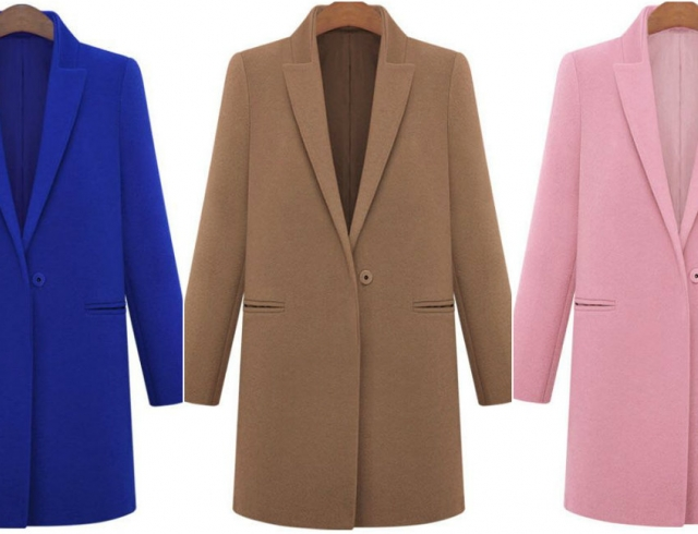 Где Купить Стильное Пальто