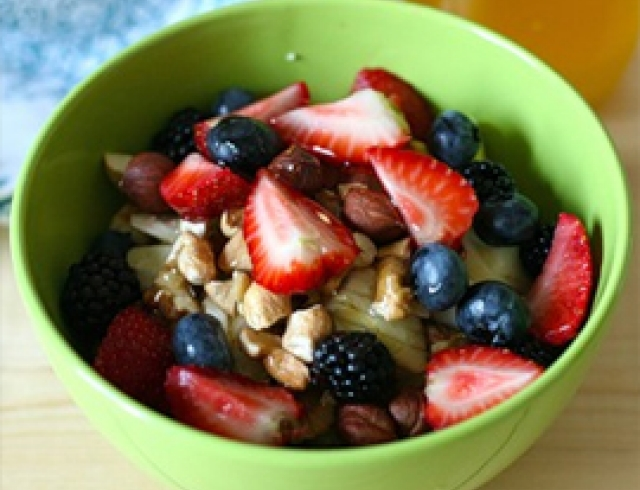 5 вкусных и полезных завтраков с черникой