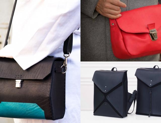 eaa641247ca6 Где купить модную сумку: 5 брендов на ярмарке украинских производителей