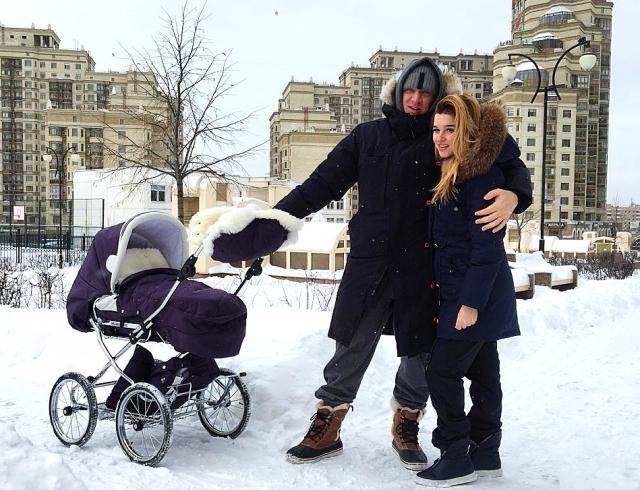 бородина и ее дети инстаграм