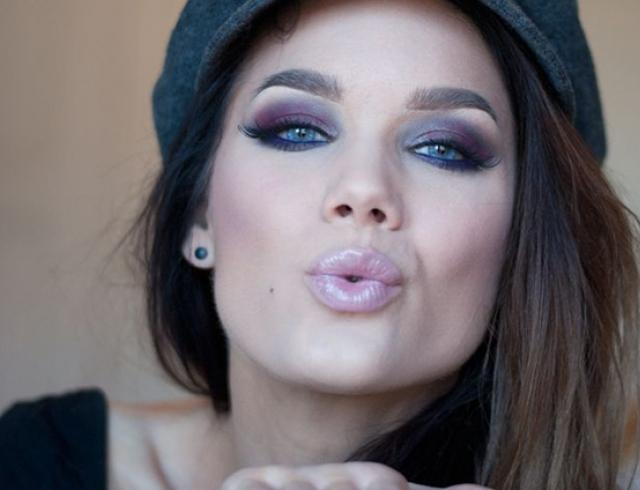 Сексуальный макияж пошагово