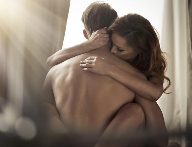 Любовник жадный только секс