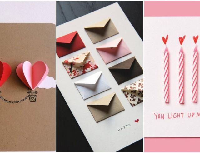 Как сделать открытку на день святого валентина фото 434