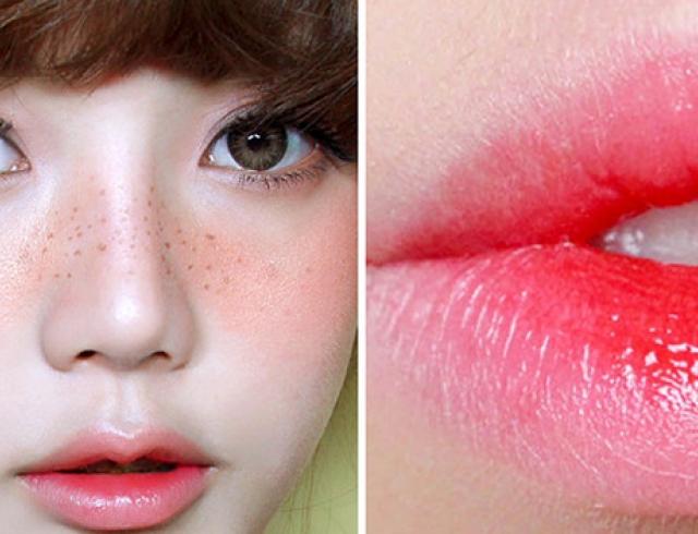 Самые сексуальные губы корейских айдолов