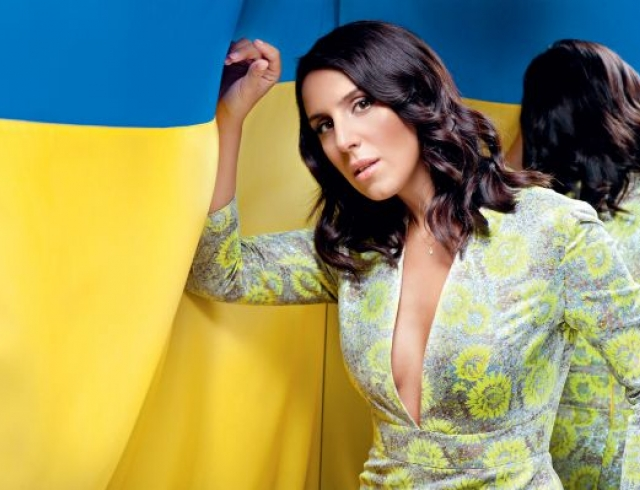 Джамала рада, что «Евровидение» пройдет не в Одессе