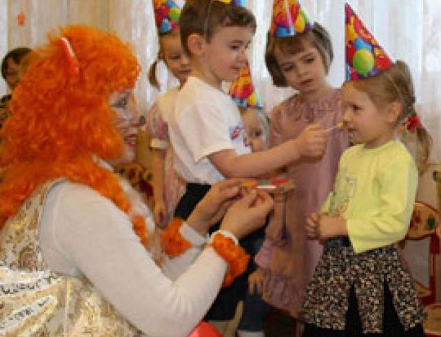 Конкурсы на день рождения для с 4 и 11 дома