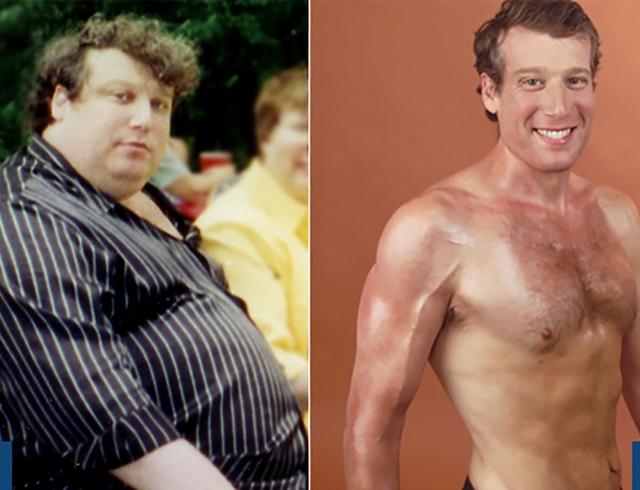 как похудеть мужчине на 20 кг