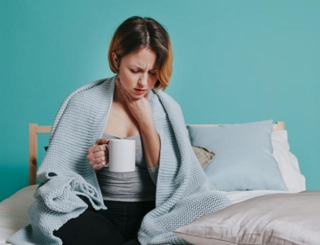 Надежный метод лечения боли в горле