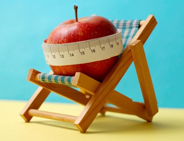 Яблочная диета  как похудеть на 7 килограмм за 7 дней 266221688de