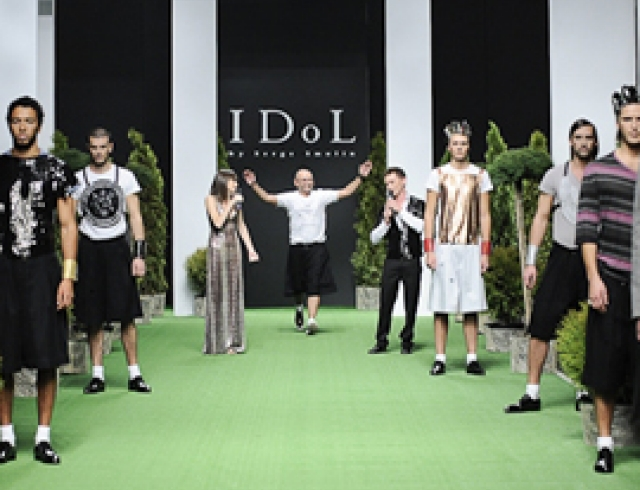 Мужской день на Ukrainian Fashion Week: Виктор Анисимов, Серж Смолин, Елена Голец и тандем Соболева-Вронская