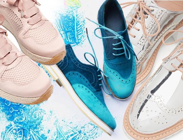 Какую обувь носить весной 2016  20 пар удобной весенней обуви без ... 7b5604863b8