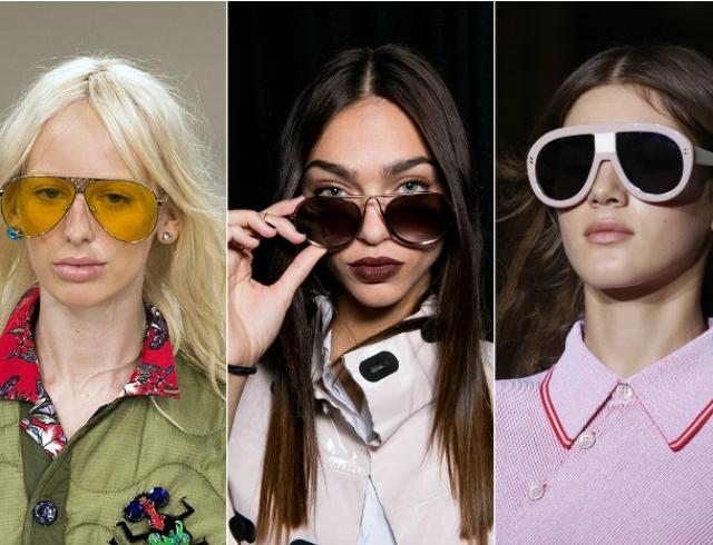 Какие женские очки в моде в 2016 году фото  модные солнцезащитные очки 6ab3088297e