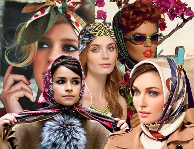 d15fd918cf2e Как красиво завязать платок на голове: 11 советов