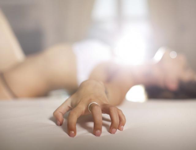 Сексблонд (струйный оргазм)