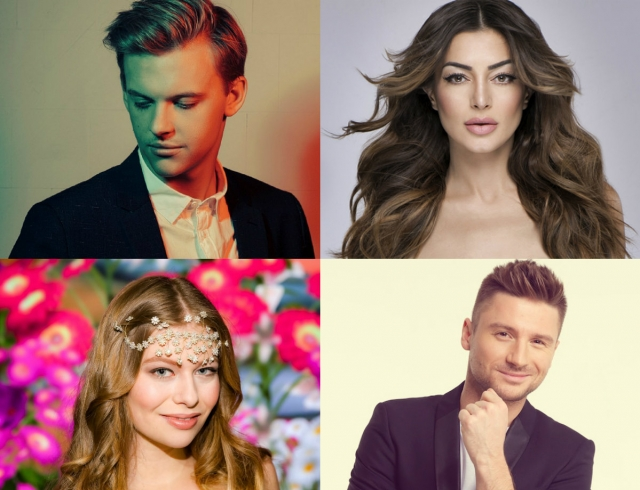 СМИ назвали основного кандидата напобеду в«Евровидении»