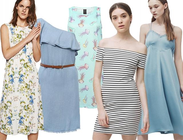 9cd4a2cf8cb Самые модные платья этим летом в 2016 году  тренды и новинки лета