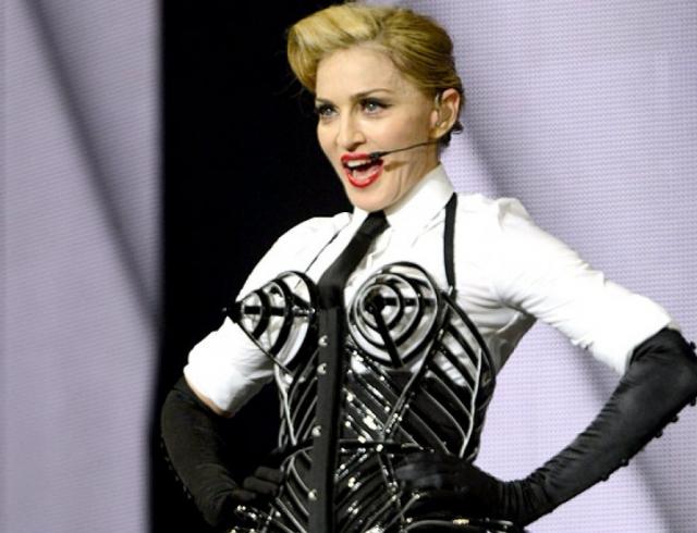 Первая беременность Мадонны: певица опубликовала архивное фото