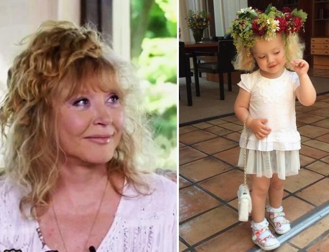 Дети Пугачевой и Галкина: 2-летняя Лиза пошла по маминым стопам. ВИДЕО