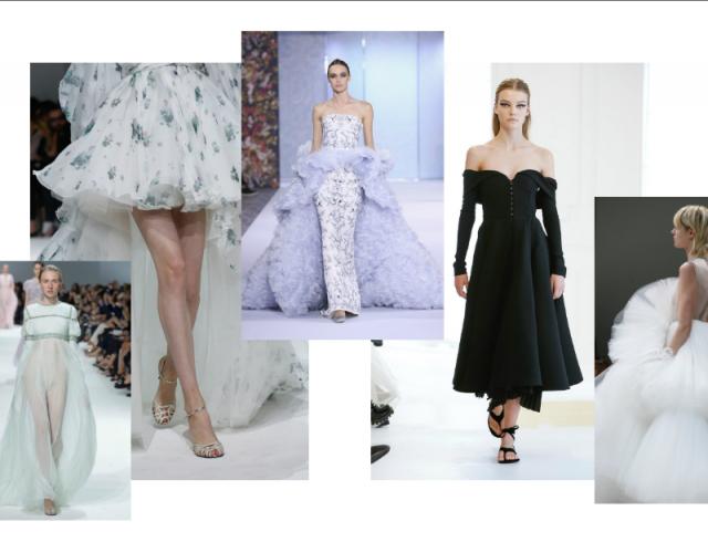 16 самых роскошных вечерних платьев на Неделе высокой моды в Париже ... 67c17a4035e