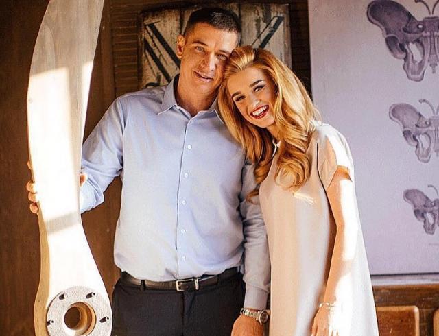 Папа выходного дня: муж Ксении Бородиной опубликовал фото с их общей дочкой