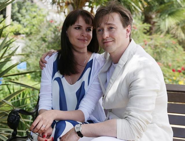 свадьба сергея безрукова и анны матисон фото