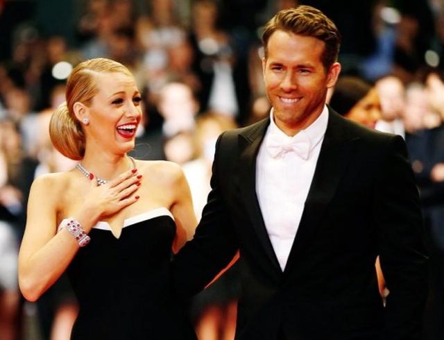 Блейк Лайвли публично опозорилась из-за обнаженного мужа