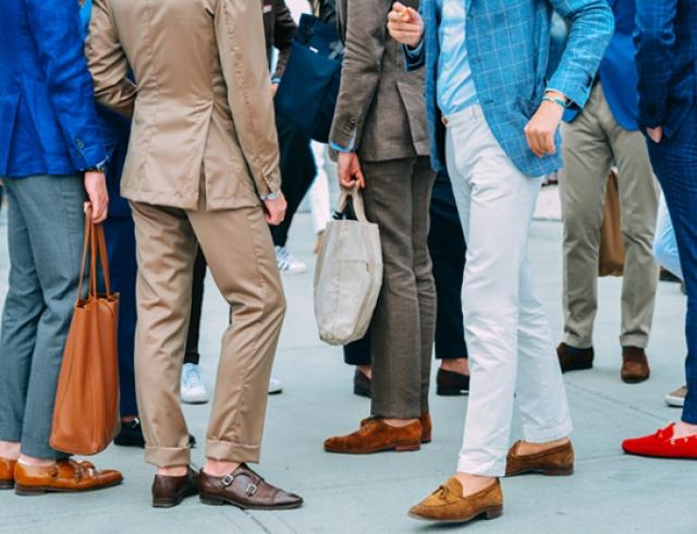 42d33dcc5 Мужская мода: как носить обувь без носков этим летом