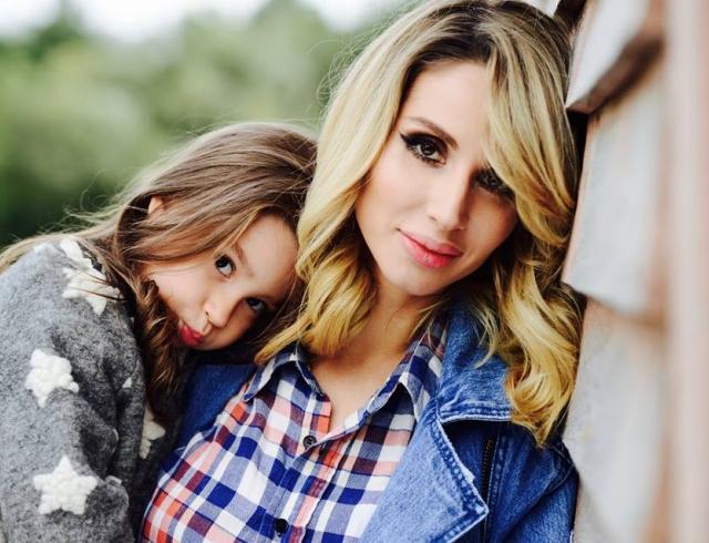 фото с лобода с дочкой фото