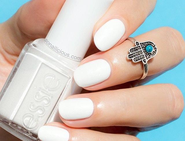 Белый маникюр: 35 лучших идей модного дизайна ногтей (фото)