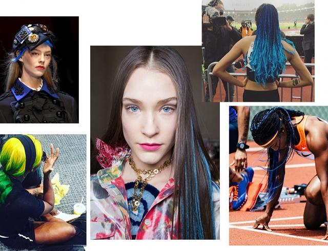 Искусственные волосы – новый бьюти-тренд!