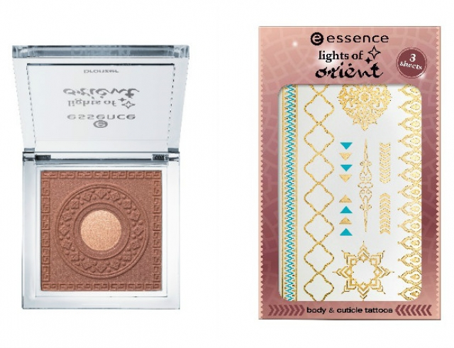 "Трендовая коллекция ""Lights of orient"" от Essence"