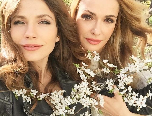 Дочки-матери: Ольга Сумская показала свою красавицу-дочь (ФОТО)