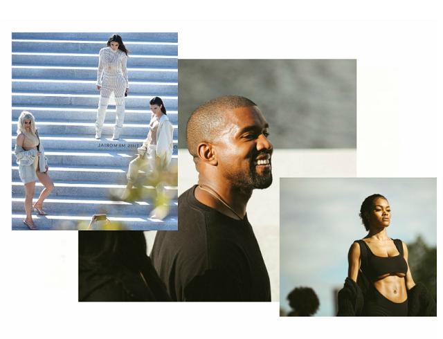 Открытие New York Fashion Week почему Yeezy Season 4 – самое крутое шоу сезона