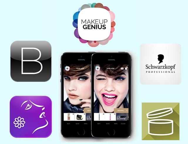 Приложения для подбора причесок на айфон
