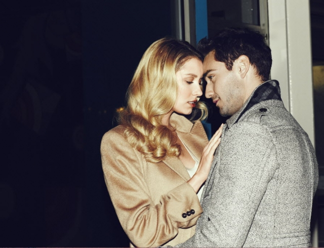 Первое свидание и секс молодой пары в 20 лет