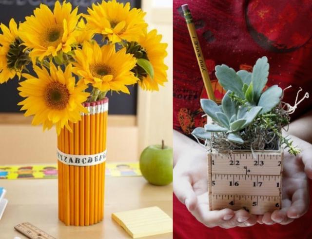 оригинальные подарки на день учителя фото