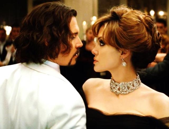 Картинки по запросу Джонни Депп и Анджелина Джоли