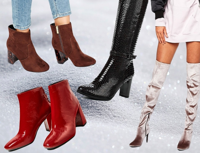 Модные модели обуви 2017