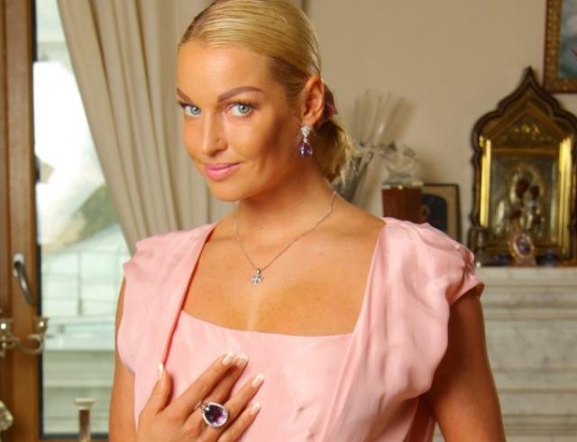 Волочкова призналась, что нестрадает ототсутствия мужчины