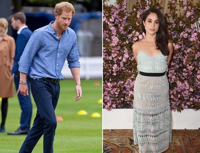 Все серьезно: принц Гарри и Меган Маркл тайно обручились рекомендации