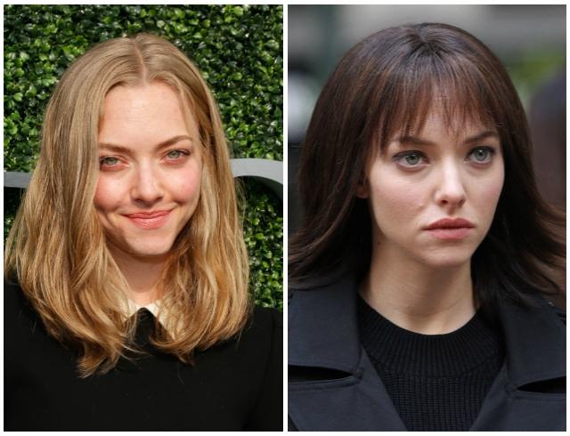 Стрижка шэг на средние волосы до и после
