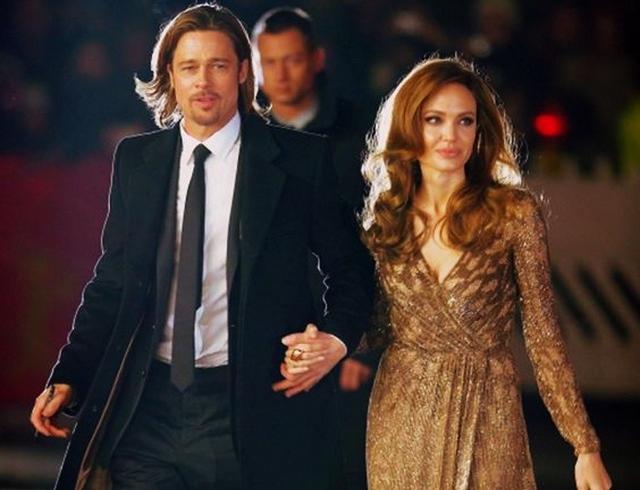 Анджелина Джоли и Брэд Питт помирятся ради детей ... брэд питт и анджелина джоли последние новости