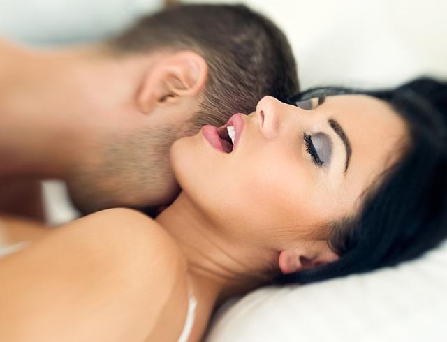 Женские крикиво время секса
