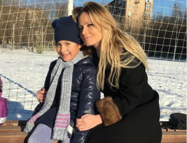 Дана Борисова боится потерять дочь