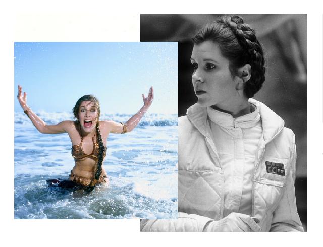 ВГолливуде доставлена вбольницу мать скончавшейся исполнительницы Кэрри Фишер