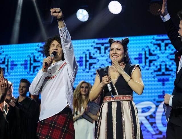 От Белоруссии на«Евровидение-2017» поедет группа Naviband
